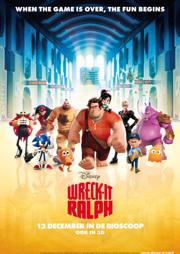 Wreck it Ralph poster 3