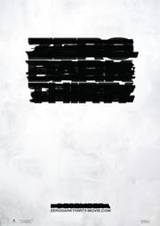 Zero Dark Thirty poster 1
