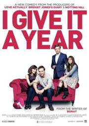 I Give it a Year poster 2