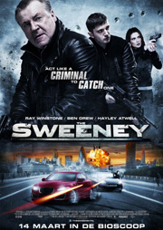 The Sweeney poster 2