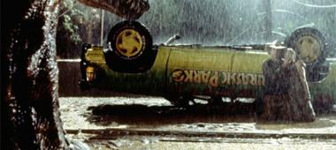 Jurassic Park terug in de bios
