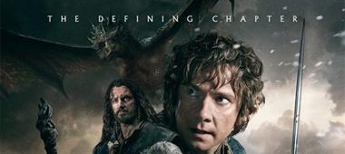 Internationale poster slotfilm The Hobbit