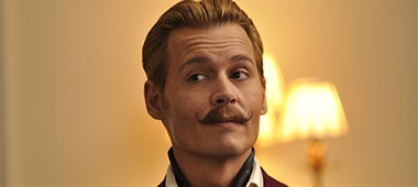 Mortdecai (Johnny Depp) – nieuwe trailer