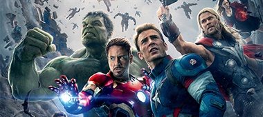 Officiële poster The Avengers: Age of Ultron