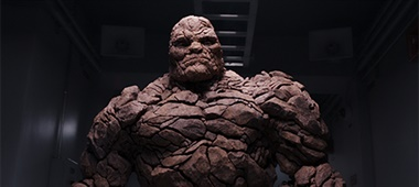 "Dit is ""The Thing"" (Fantastic Four)"