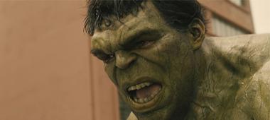 Mark Ruffalo als Hulk in Thor: Ragnarok