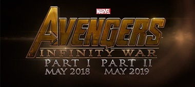 Avengers: Infinity War Part 1 & Part 2 volledig met IMAX-camera's
