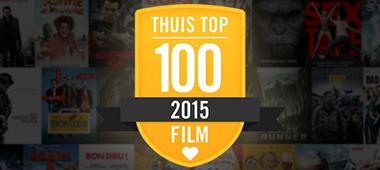 Pathé Thuis Top 100 2015: Actie-thrillers scoren het beste in de woonkamer
