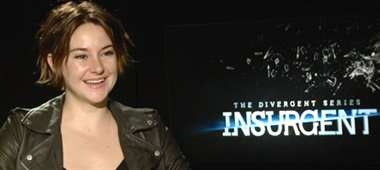Pathé reporter Nafiesa > Divergent Series: Insurgent in Los Angeles