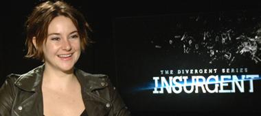 Pathé reporter Nafiesa > Divergent Series: Insurgent in Los Angeles