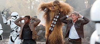 Nieuwe stills van Star Wars: The Force Awakens