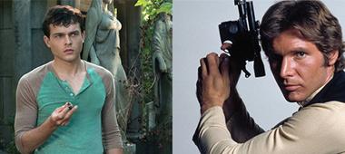 Alden Ehrenreich is de nieuwe Han Solo