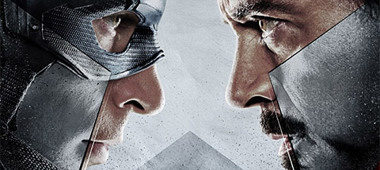 Captain America: Civil War te zien in IMAX 3D