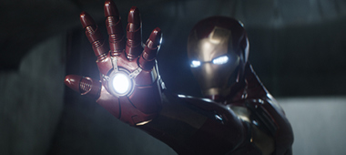 Robert Downey Jr. als Iron Man in nieuwe film Spider-Man