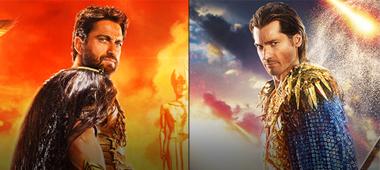 """Pathé Quiz: Op welke God in """"Gods of Egypt"""" lijk jij het meest?"""