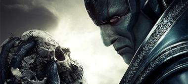 Apocalypse pronkt op nieuwe poster X-Men: Apocalypse