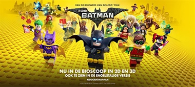 Pathé Filmquiz: The LEGO Batman Movie