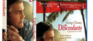 Win The Descendants op DVD of Blu-ray