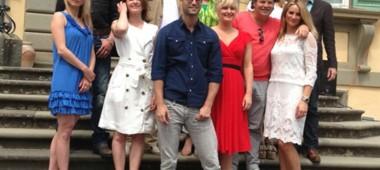 Cast 'Toscaanse Bruiloft' gepresenteerd