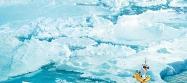 Nieuwe poster Frozen
