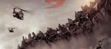 Godzilla – nieuwe poster