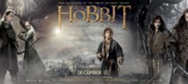 Lange banner – The Hobbit: The Desolation of Smaug