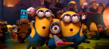 Eigen film Minions eind 2014 in de bios