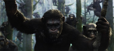 Dawn of the Planet of the Apes (trailer 2)