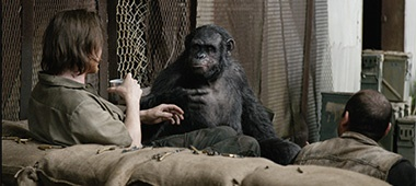 Dawn of the Planet of the Apes – clips
