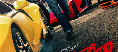 Posterprimeur: Need for Speed