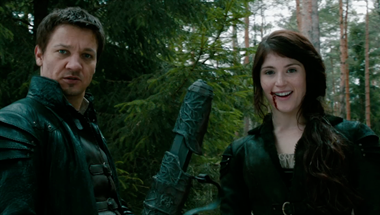 Hansel & Gretel: Witch Hunters - trailer 2