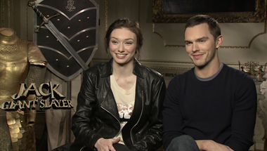 Jack The Giant Slayer - interview: Bryan Singer, Nicholas Hoult, Eleanor Tomlinson, Ewan McGregor, Stanley Tucci