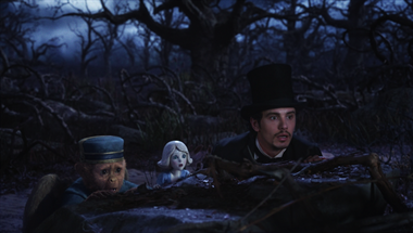 OZ: The Great and Powerful - trailer
