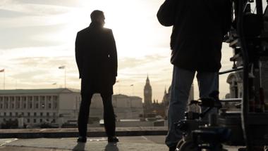 Skyfall - featurette: achter de schermen in Londen