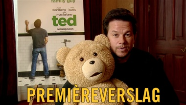 Ted - Premièreverslag