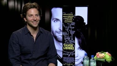 Silver Linings Playbook - Interview Bradley Cooper, Jennifer Lawrence
