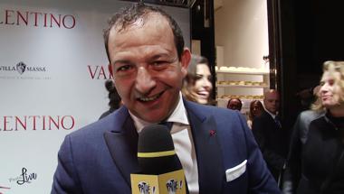 Valentino - premièreverslag
