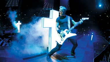 Metallica: Through the Never - Amped for IMAX