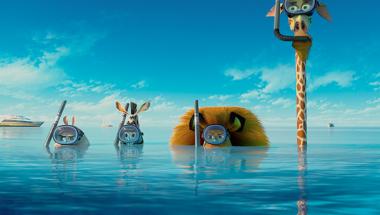 Madagascar 3 NL - trailer