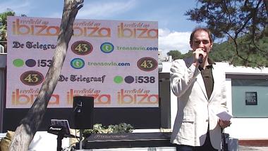 Verliefd Op Ibiza - cast presentatie