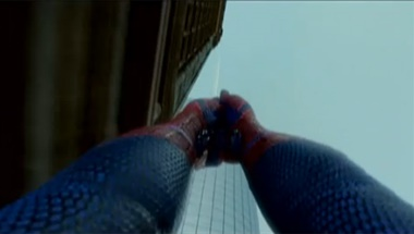 The Amazing Spiderman - trailer 1