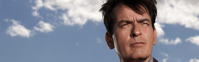 Background Charlie Sheen