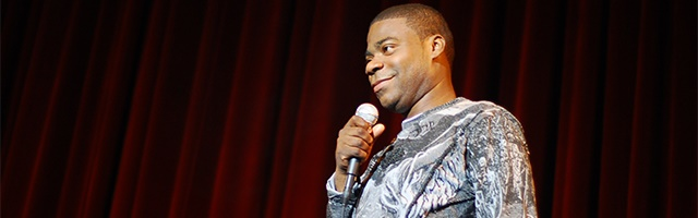 Achtergrond Tracy Morgan