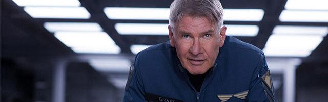 Achtergrond Harrison Ford