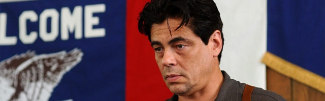 Background Benicio Del Toro