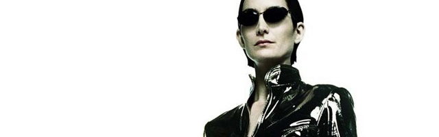 Achtergrond Carrie-Anne Moss