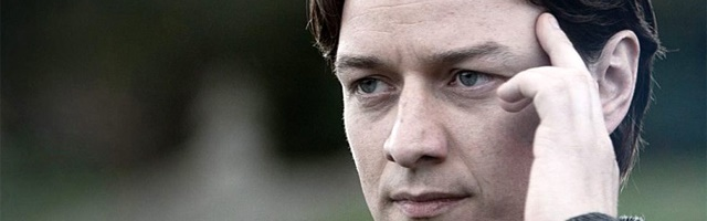 Background James McAvoy
