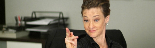 Achtergrond Joan Cusack