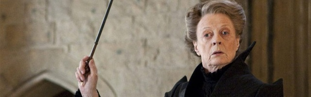 Background Maggie Smith