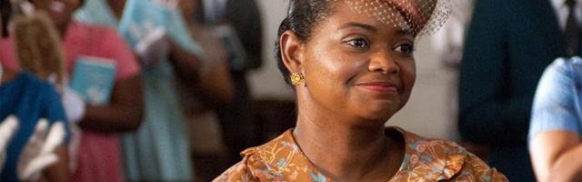 Background Octavia Spencer